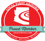 Tempe Yarn is a proud member of Local First Arizona